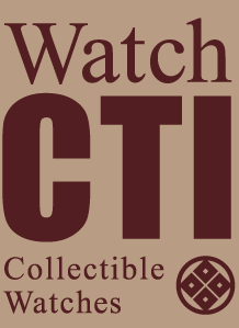 Watch CTI  東京・銀座のアンティークウォッチ販売・修理専門店 ( ウォッチCTI)